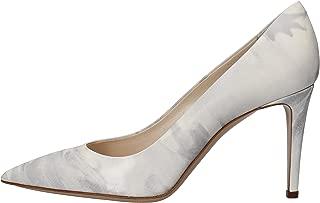 DEIMILLE Heels Womens Leather Grey