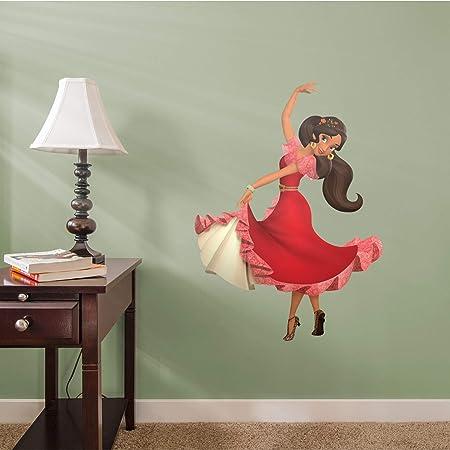 Princess Elena Of Avalor Girls Wall Stickers Nursery Decor Vinyl Decal Art Mural
