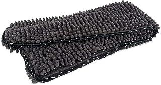 حوله مرطوب کننده میکروفیبر Chenille Pet DII Ultra Absorbent Micropiber Chenille Pet Mop حوله با جیب های 32 6 6 ، خشک کردن سریع ، قابل شستشو ، با دوام برای کوچک ، متوسط ، سگ و گربه های کوچک ، خاکستری