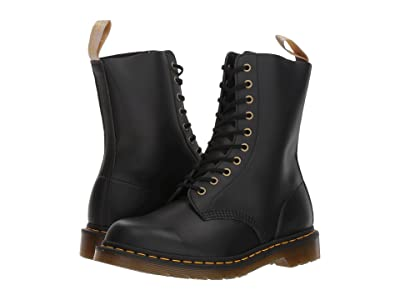 Dr. Martens 1490 Vegan (Black Felix Rub Off) Boots