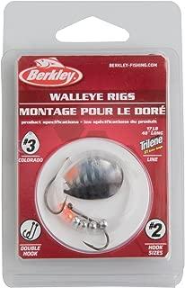Berkley C3 Walleye Mono Rig