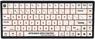 キーキャップ 1セットKeyCap Keypro飛行機Ethermal Dye SublimationフォントPBTキーキャップ有線機械キーボードキーキャップ用 キーボードの交換と変更