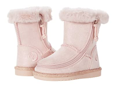 BILLY Footwear Kids Cozy Boot (Toddler) (Blush) Girls Shoes