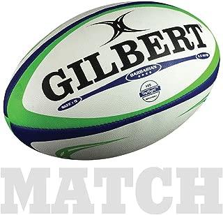 Gilbert Barbarian Match Rugby Ball Size 5