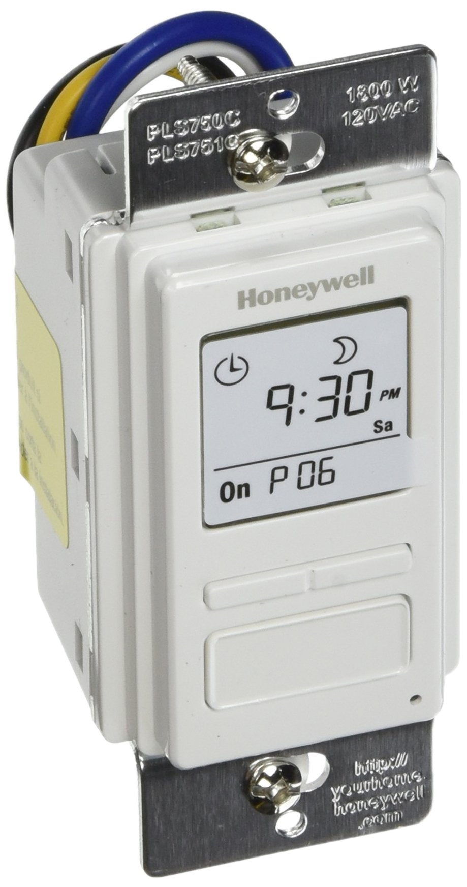 Honeywell PLS750C1000 Switch Sunrise Sunset