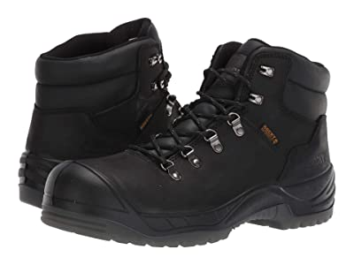 Rocky 5 Work Smart Composite Toe WP (Black) Men
