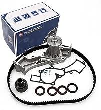Timing Belt Water Pump Kit fits for 1996-2000 Nissan Pathfinder, Infiniti QX4, 1999-2004 Nissan Frontier, Xterra 3.3L 12V V6 SOHC