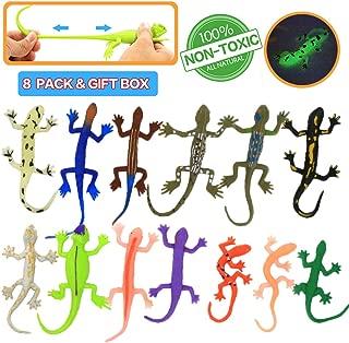Best lizard rubber toys Reviews