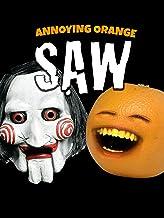 Clip: Annoying Orange - SAW
