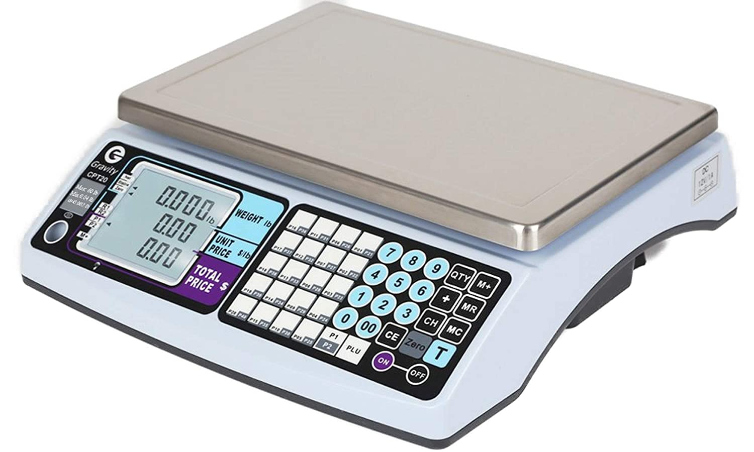 NTEP Legal for Special price Trade Price 30lb Scale New product type 60lb Computing Capacity