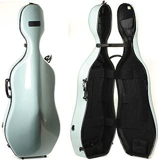 Bam France New Tech 1002N 4/4 Cello Case with Mint Exterior & Black Interior