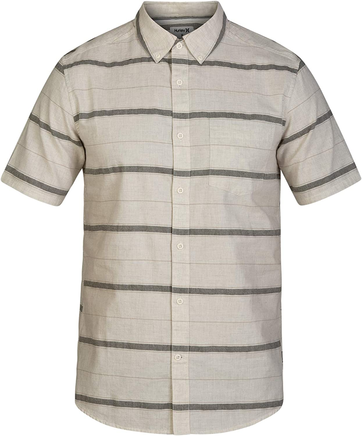 Hurley Mens Thompson Stretch Shirt