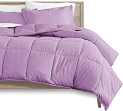 Bare Home Kids Comforter Set - Twin/Twin Extra Long - Goose Down Alternative - Ultra-Soft - Premium 1800 Series - Hypoalle...