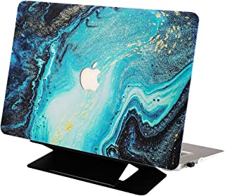 """Goolsky MacBook Pro 13 Case Super Thin Rubberized Coated Laptop Cover Shell Protective for Apple 13"""" MacBook Pro Model A12..."""