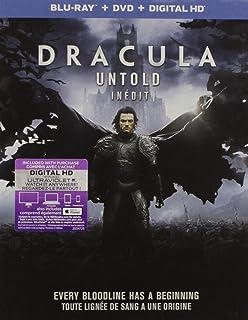Dracula: Untold (Blu-ray + DVD)