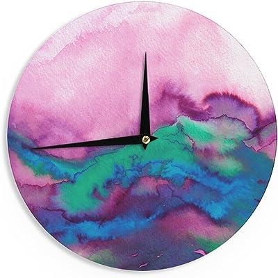 Kess InHouse SN1020ACL01 Wall Clock 12