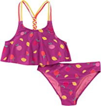 Calvin Klein Big Girl Two-Piece Swimsuit