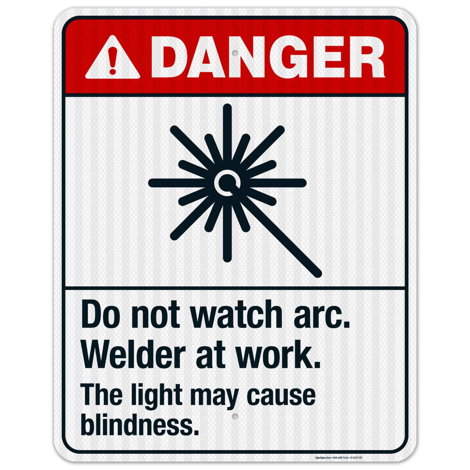 Do Not Watch Arc Welder Award at Work May Light The Cause Free Shipping New Si Blindness