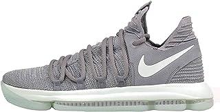 premium selection 7d3f4 13a1f Nike Zoom KD10 8978815 002 Cool Grey Igloo White (11)