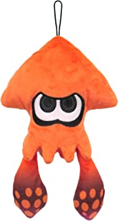 Little Buddy Splatoon 1433 Orange Inkling Squid Stuffed Plush