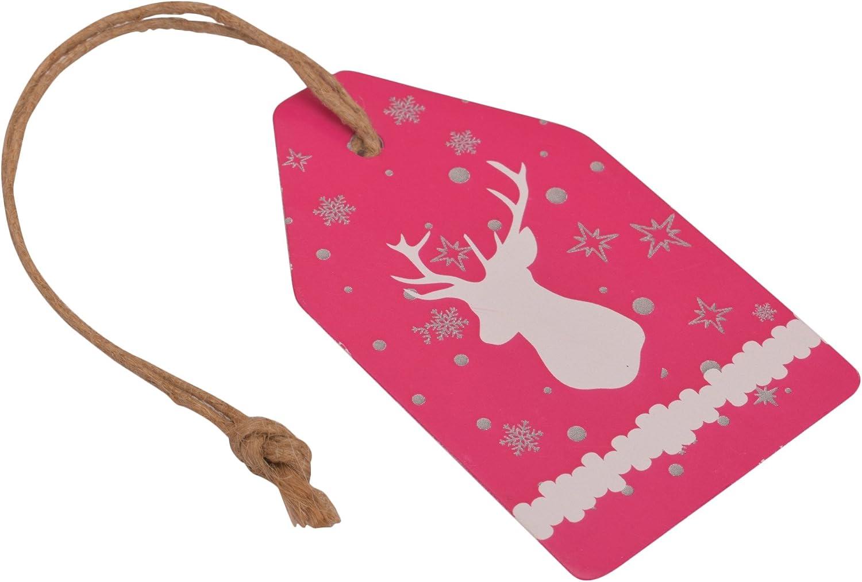 Weihnachten Rentier Rosa Papier Hängen Tags Handwerk Karte Tag, Geschenkpapier Geschenkpapier Geschenkpapier Tags, Kreative Handwerk Papier Label Diy Hängen Tags Mit Schnur -Pack von 2000 B07M7VJ5K5 | Zuverlässiger Ruf  | Neue Sorten werden eingeführt  | Zu einem niedriger 2ae2c7