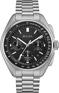 Men's Lunar Pilot Chronograph Watch 96B258