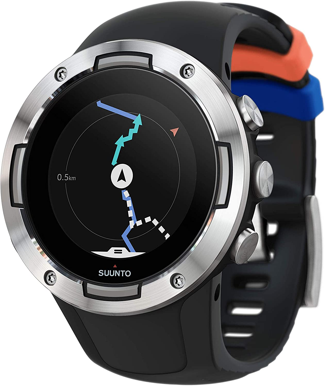 SUUNTO 5 WEB限定 Lightweight and Compact GPS with Watch Ac Sports 24 メイルオーダー 7