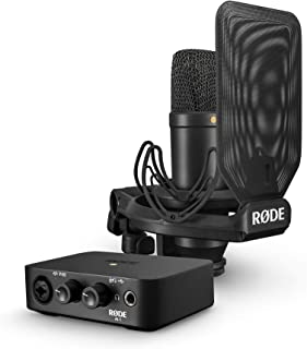 RØDE NT1/AI1KIT NT1 Condenser Microphone & AI-1 USB Audio Interface Pack