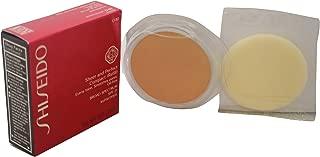 Shiseido Sheer & Perfect Compact Foundation SPF15 (Refill) - #O40 Natural Fair Orche 10g/0.35oz