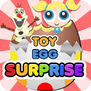 Toy Egg Surprise - Toy Prize Collecting game