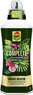 Compo COMPLETE Pflanzendünger für alle Pflanzen, Universaldünger mit Kalzium und..
