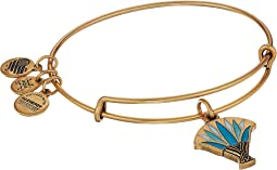 Alex and Ani - Blue Lotus Bangle