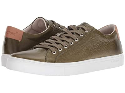 Blackstone Low Sneaker NM01 (Olive) Men