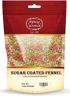 Sugar Coated Fennel Seeds 14oz