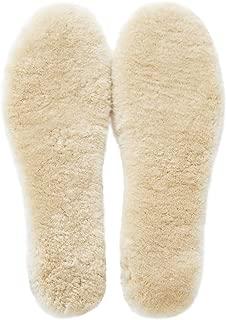 CLPP'LI Women's Sheepskin Replacement Insoles