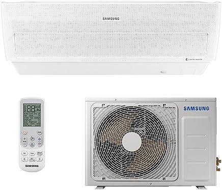 Ar Condicionado Split Hi-Wall Digital Inverter Samsung Wind Free Função Vírus Doctor com 12.000 BTUs, 220v, Frio – AR12MVPXAWKNAZ