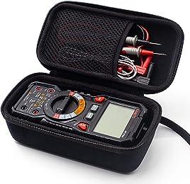 proyectos el/éctricos 2 unidades color rojo y negro para coche Powertool comprobador de voltaje Pinza de cocodrilo con pinza de cocodrilo