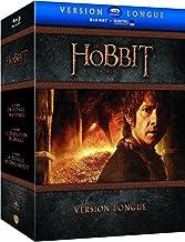 Le Hobbit - Version Longue - La Trilogie - Coffret Blu-Ray [Version longue - Blu-ray] [Version longue - Blu-ray]