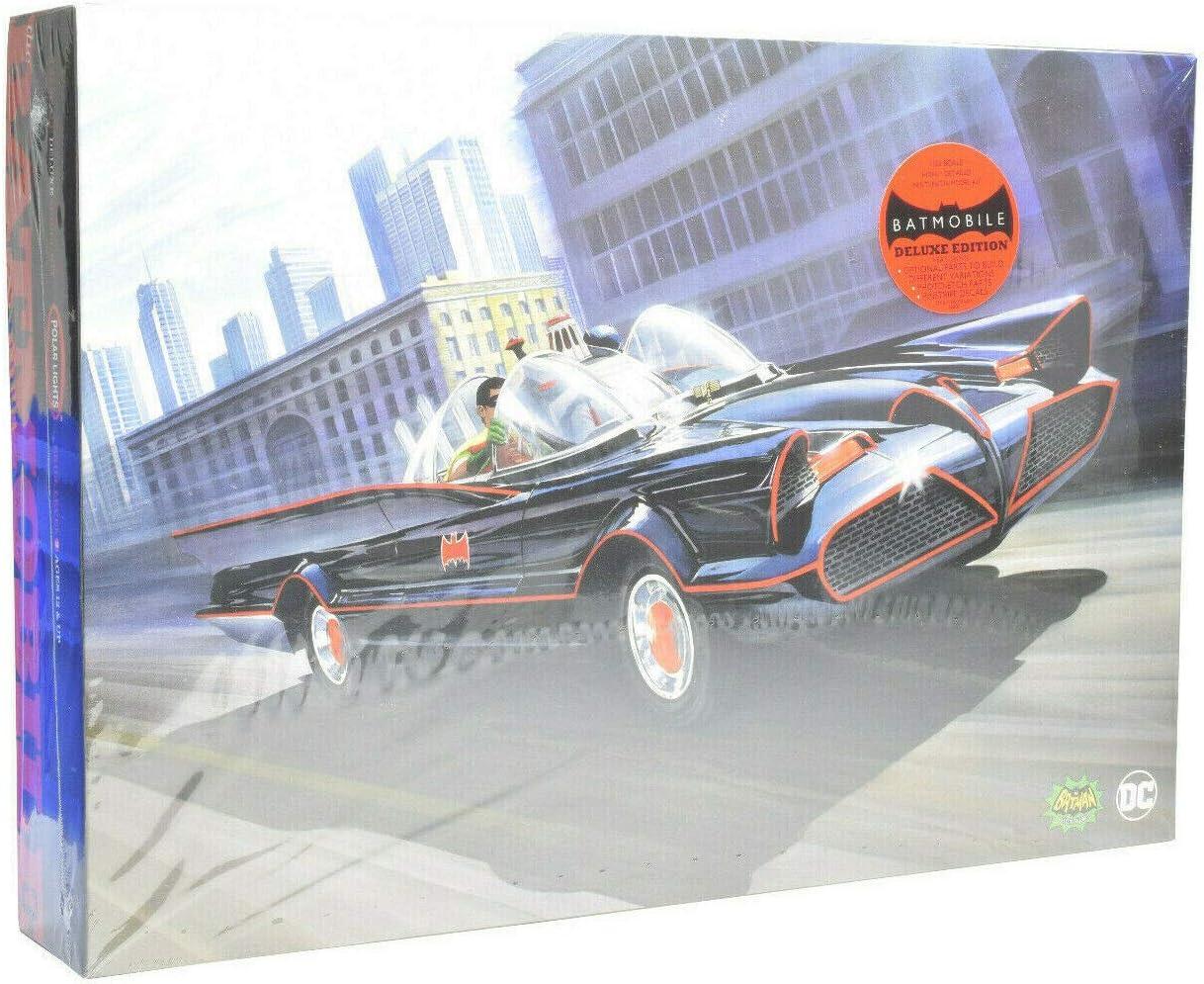 Polar Lights Premium Hobbies 1966 TV Batman - 完全送料無料 Series 超人気 専門店 Batmobile