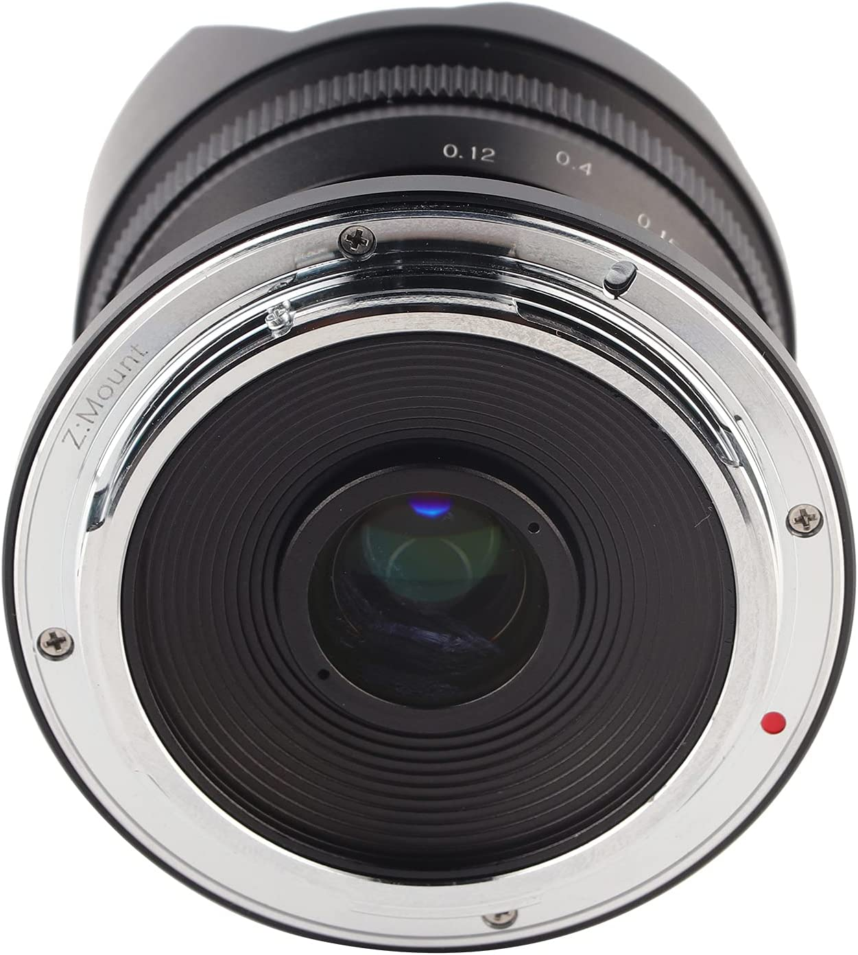 Z Mount Fisheye 7.5MM Mirrorless Durable Award for Lens New products, world's highest quality popular! Nikon Camera