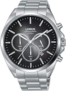 Lorus Sport Watch For Men Analog Stainless Steel - RT365GX9