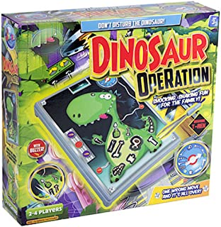 Grafix Dinosaur Operation Game