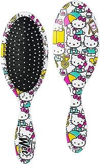 Wet Brush Original Hello Kitty Detangling Brush - Under My Umbrella - All Hair Types - Ultra-Soft IntelliFlex Bristles Gli...