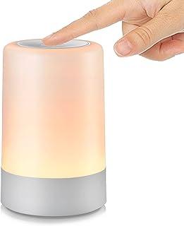 ベッドサイドランプ G keni ナイトライト タッチセンサー 明るさ調節 USB充電式 ベッドサイドライト 間接照明 授乳ライト オムツ替えライト 常夜灯 インテリアライト 雰囲気作りライト 出産祝い プレゼント