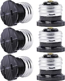 light socket caps
