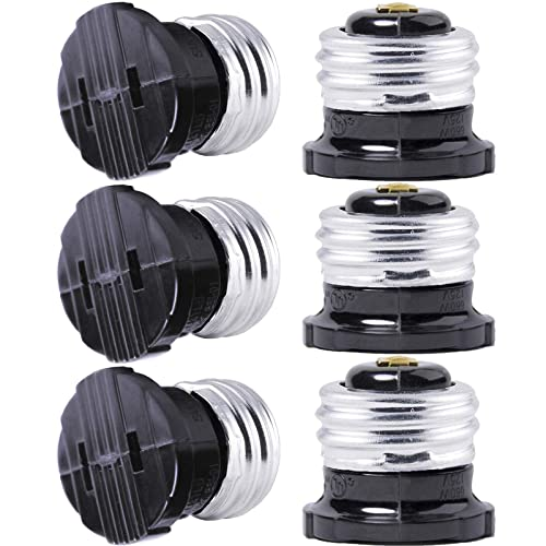 Miraculous Light Socket To Plug Adapter Amazon Com Wiring Digital Resources Xeirawoestevosnl
