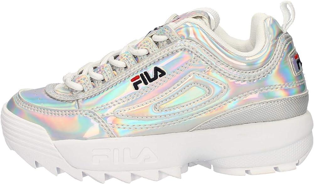 Fila, scarpa da ginnastica,sneakers per bambino,in pelle 1010779