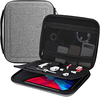 "ProCase Portfolio Sleeve Case Organizer Carry Bag for iPad Pro 12.9 5th 2021/4th 2020/3rd 2018, MacBook 11""/Galaxy Tab S7 ..."