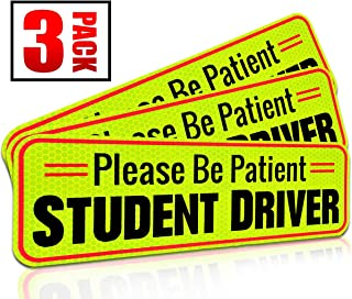 Best student driver signs autozone Reviews