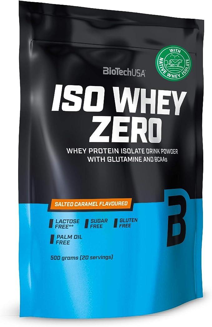 Biotech Whey Zero Lactose Free Proteínas Sabor Cheesecake de Limón - 2270 gr